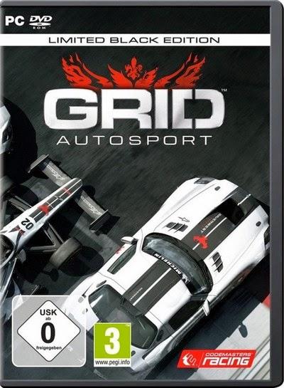 تحميل لعبة السباق والمغامراه الرائعه GRID Autosport كاملة للكمبيوتر مجاناً