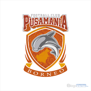 Pusamania Borneo FC Logo vector (.cdr) Free Download
