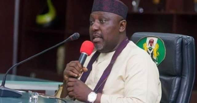 Find out how Okorocha called APC 'a very weak' party