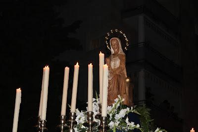 Resultado de imagen de procesión Nuestra Señora de Consolación de cordoba