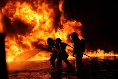 Ledakan kabakaran
