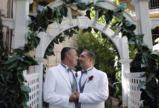 Casais do mesmo sexo em Las Vegas