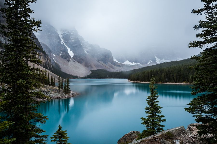 15. lake moraine by Nicolas Schneider