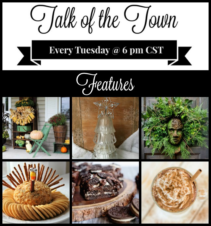 Talk Of The Town Party 146 Features