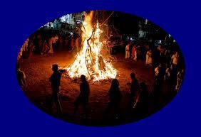जानिए - जलती होली में धान डालने के पीछे क्या राज छिपा है? Jalti holi me dhan kyo dalte hai?