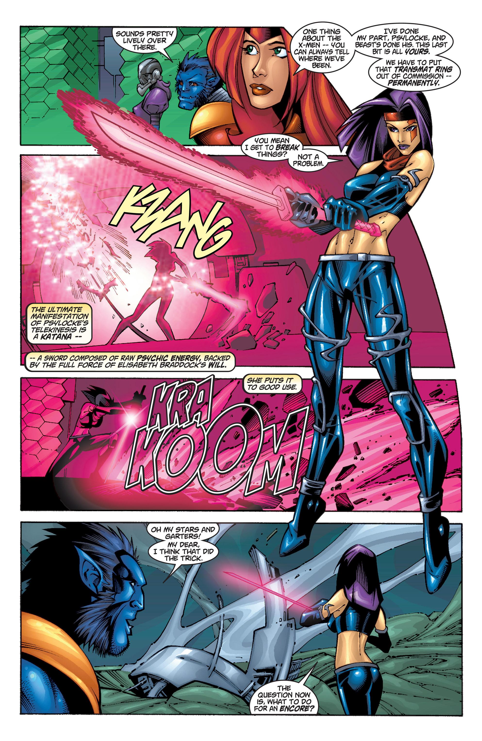 Read online Uncanny X-Men (1963) comic -  Issue #385 - 20