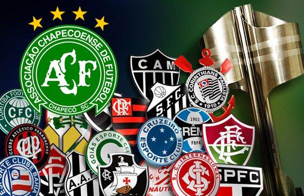 Após tragédia, clubes vão emprestar de graça jogadores para Chapecoense em 2017