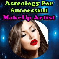 makeup artist and astrology, how to become successful makeup artist
