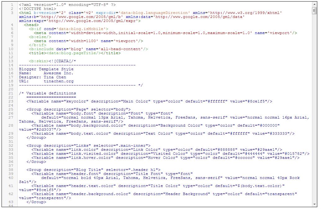 Blogger字型改為微軟正黑體   JM Test