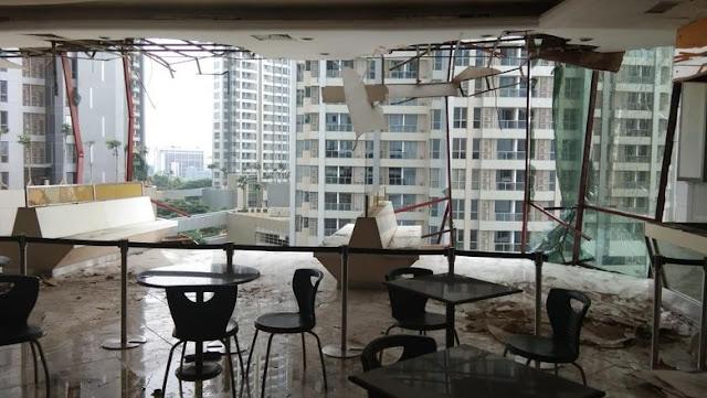Ini Penyebab Ledakan di Mall Taman Anggrek yang Hancurkan Counter dan Restoran