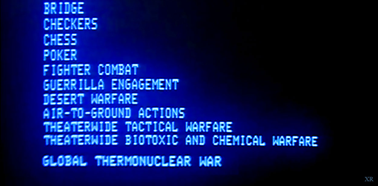 atomic annihilation 1983 wargames