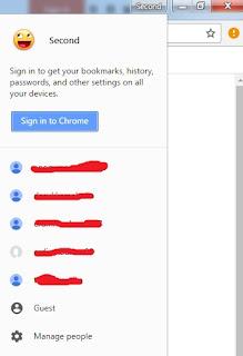 Cara Membuat dan Menggunakan Multi Pengguna Pada Browser Chrome