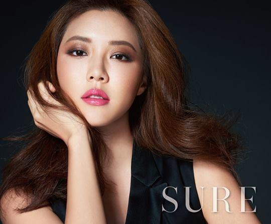 Park Han Byul Image: Park Han Byul For SURE :: Daily K Pop News
