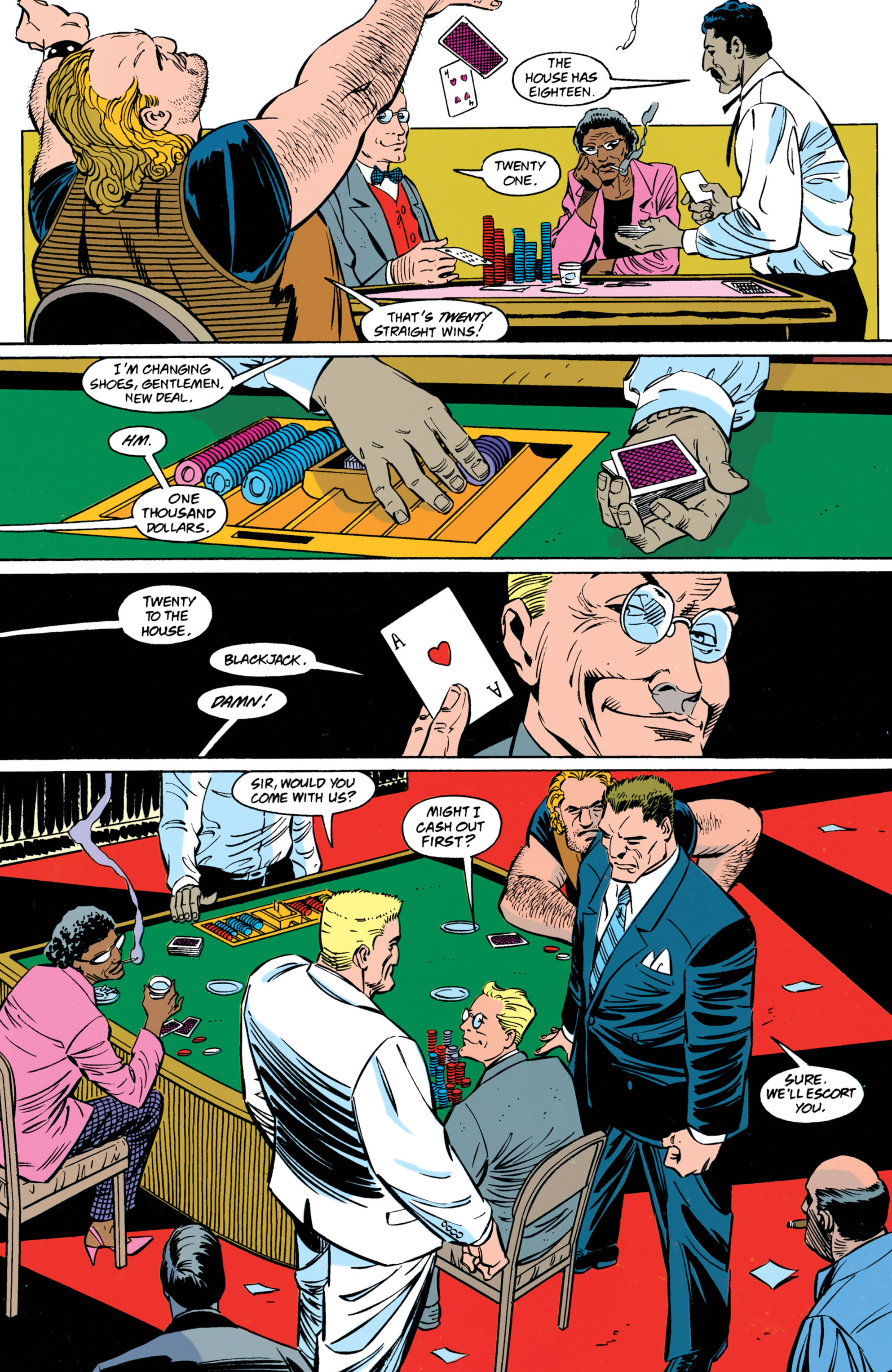 Detective Comics (1937) 683 Page 6