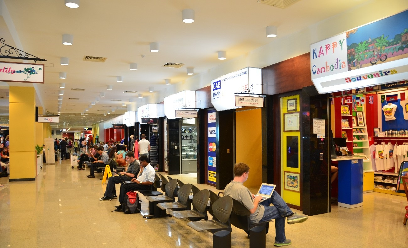 Capital's airport gets upgrade