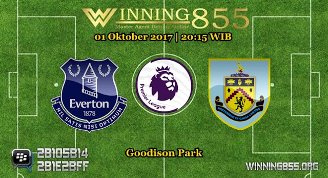 Prediksi Skor Everton vs Burnley
