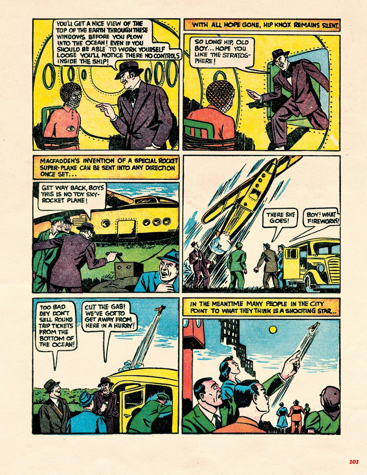 Read online Super Weird Heroes comic -  Issue # TPB 2 (Part 2) - 1