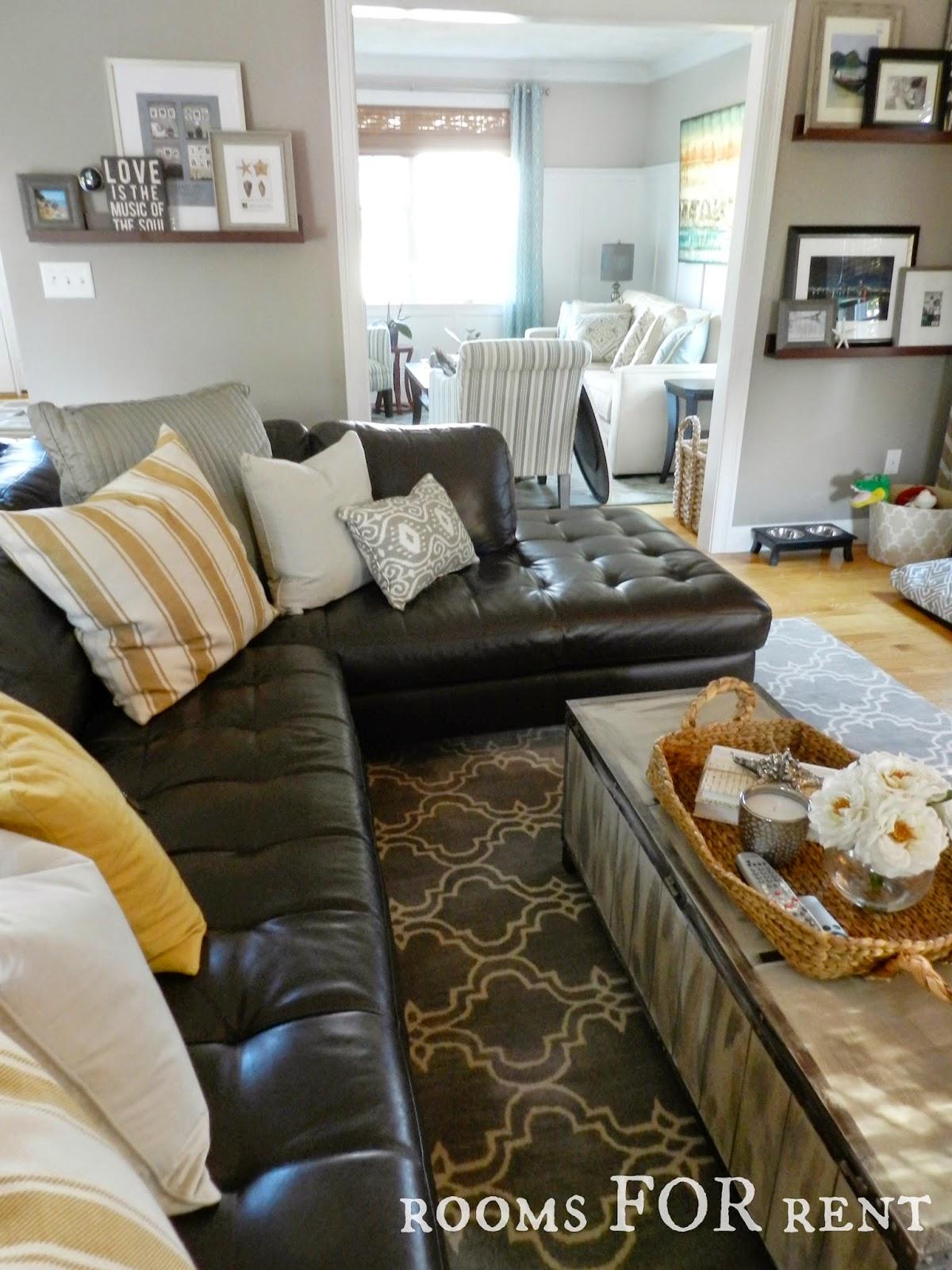 Decorative Pillows For Black Leather Sofa Functionalities Net ~ Decorative Pillows For Black Leather Sofa