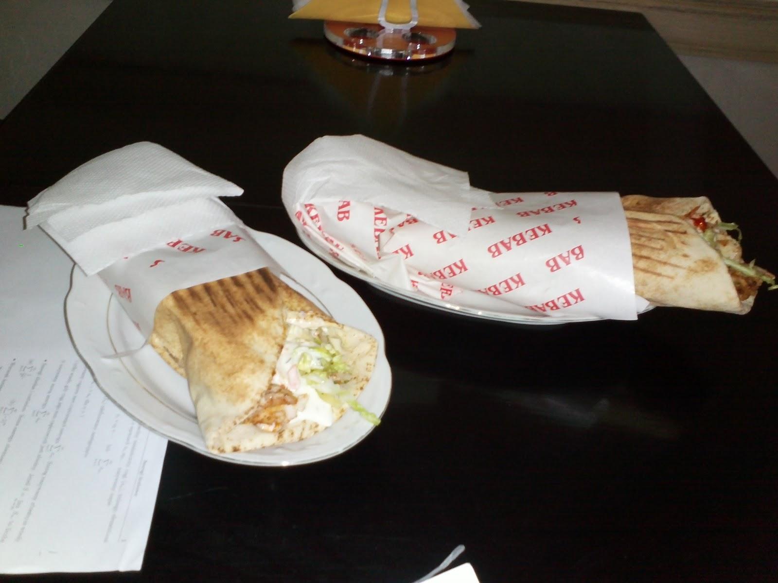 Habiby Lublin Duża Pita Pizza Kebab Lublin