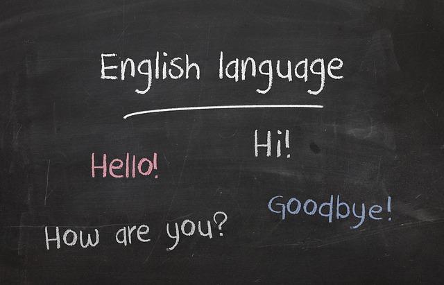 English on Blackboard