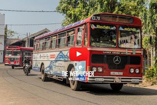 Negombo, Colombo, Sri Lanka, Weltereise Arkadij und Katja, WELTREISE.TV