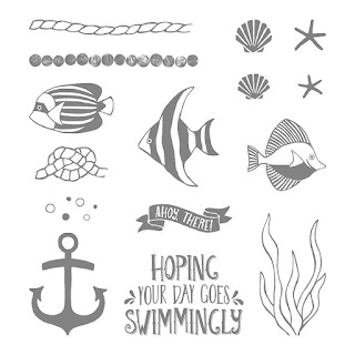 Seaside Shore stamp set Stampin' Up!