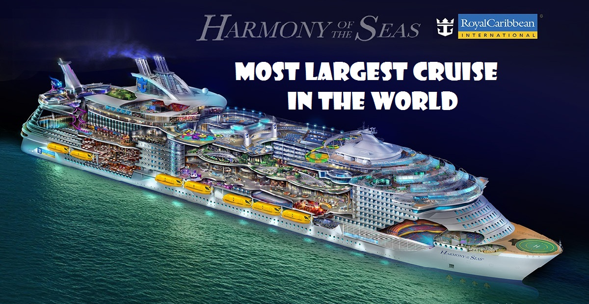 MOST BIGGEST CRUISE EVER FOR BEST HONEYMOON VACATION - Best cruise ship for honeymoon