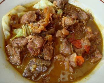 Resep Gulai Kancah Padang Resep Masakan Sehari Hari Praktis Dan Sedap