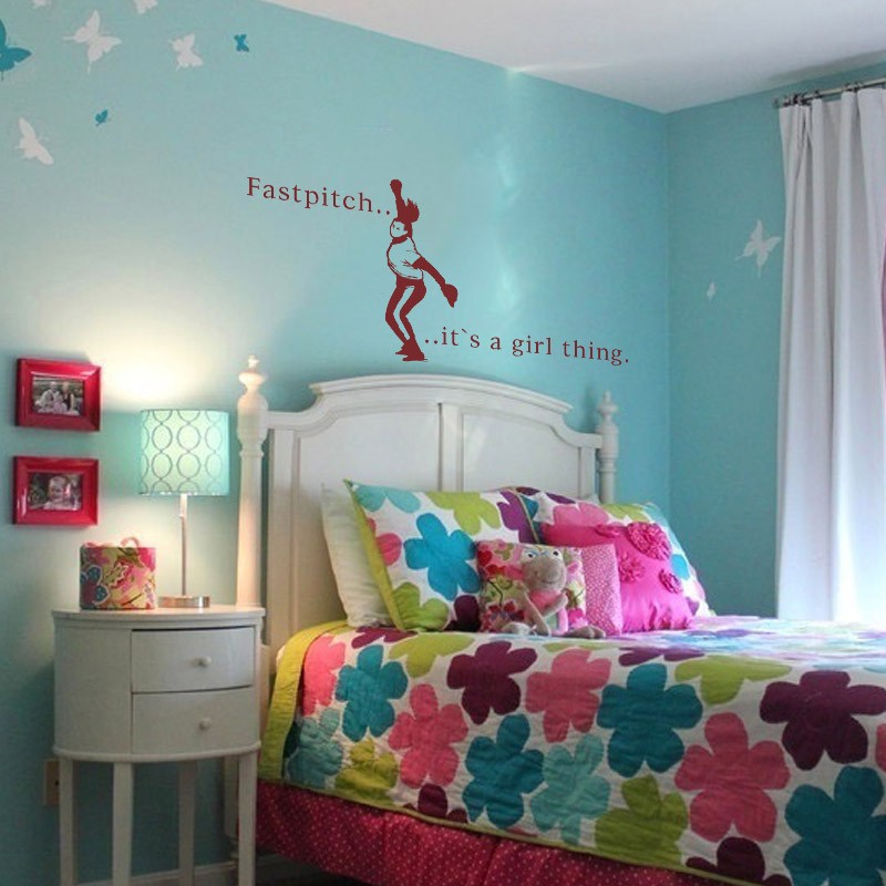 Softball Bedroom Decorations Design And Ideas 12