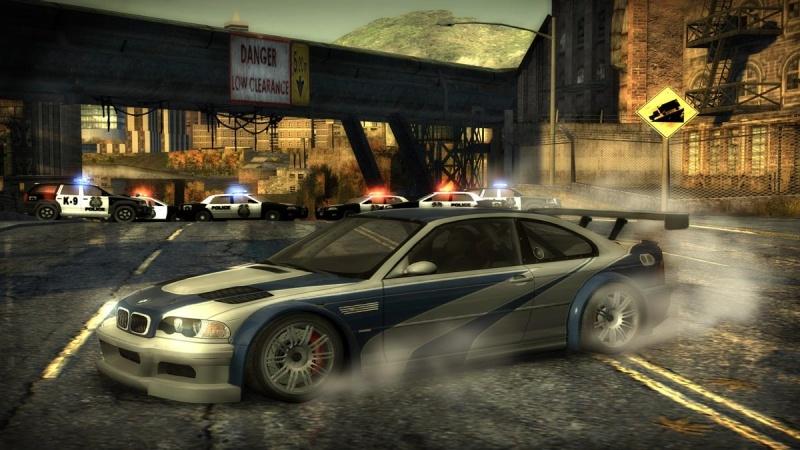 تحميل لعبة need for speed most wanted 2005 مضغوطة