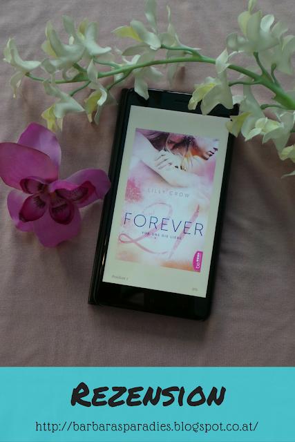 Buchrezension #176 Forever 21: Vor uns die Liebe von Lilly Crow