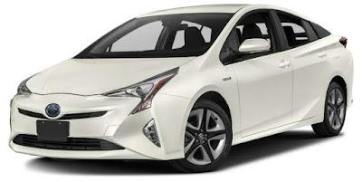 Toyota Prius Hybrid white Image HD