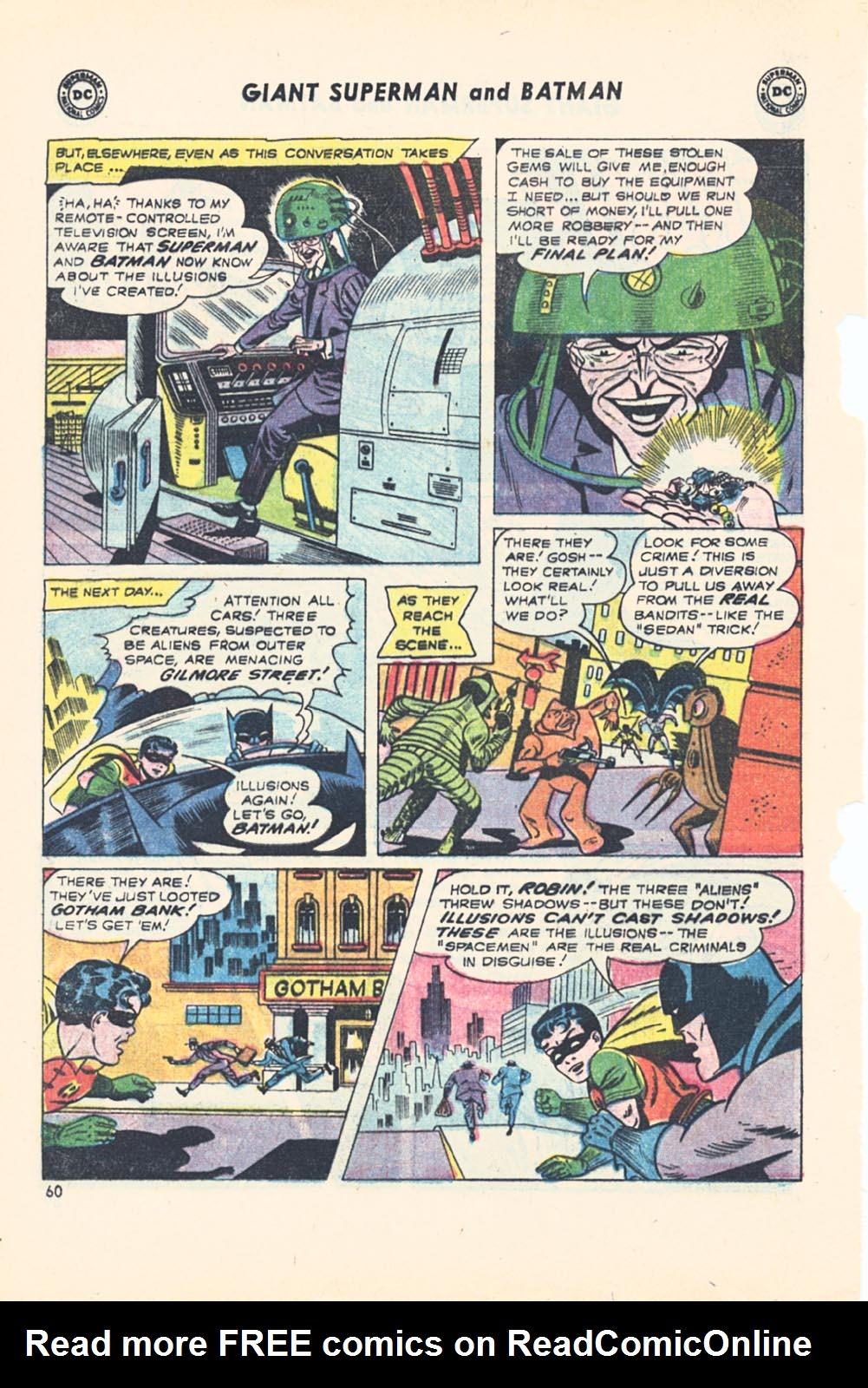 Read online World's Finest Comics comic -  Issue #161 - 61