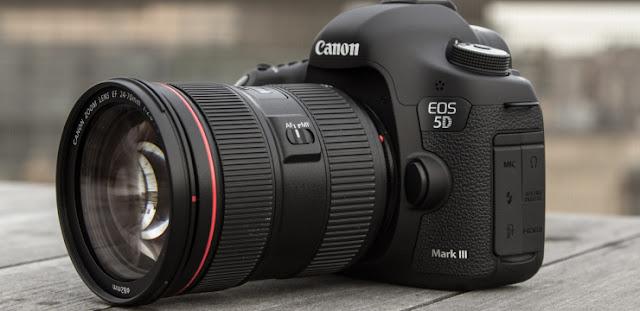 Canon, câmera profissional / Onde comprar máquinas fotográficas em Paris