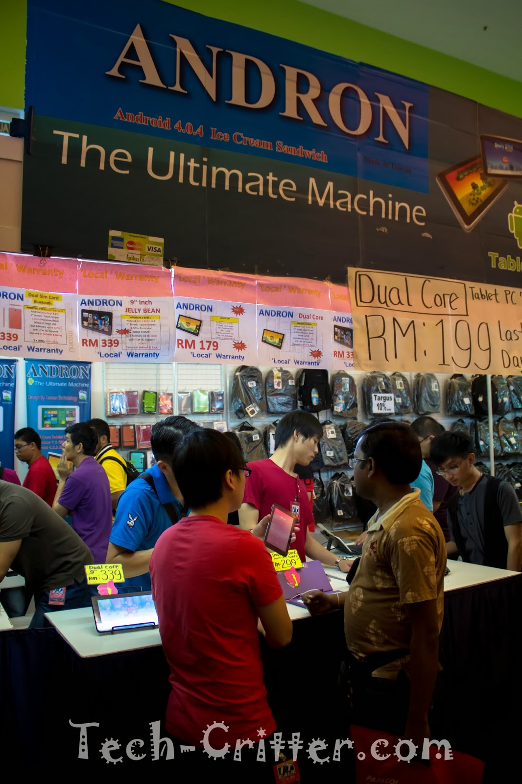 Coverage of the Malaysia IT Fair @ Mid Valley (17 - 19 Jan 2014) 276
