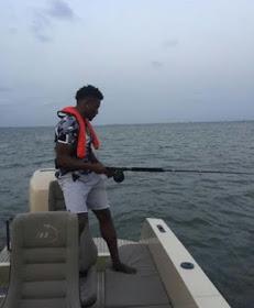 Obafemi Martins' $460,000 Rated Iguana 31 Expedition Yacht