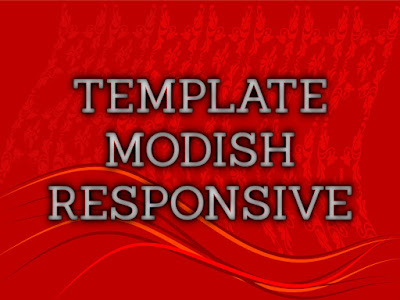 Template Terbaru 2017 Modish Template Blog Download Gratis