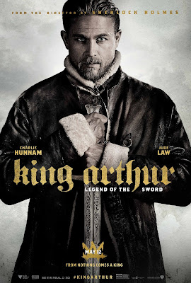 król artur legenda miecza film guy ritchie