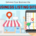 Top Free High PR Business Listing Sites