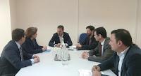 Σε σύσκεψη με τον Αναπληρωτή Υπουργό Οικονομίας και Ανάπτυξης η Περιφερειάρχης Β.Αιγαίου