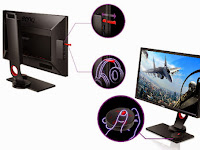 BenQ XL2430T Monitor Gaming 24 Inch - Review + Spesifikasi