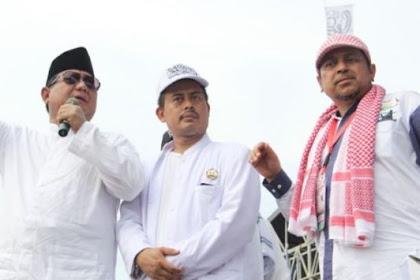 Daftar Nama Tokoh Pendukung Prabowo Yang Dipolisikan
