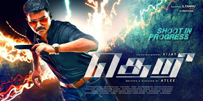 Vijay Theri HD First Look Posters