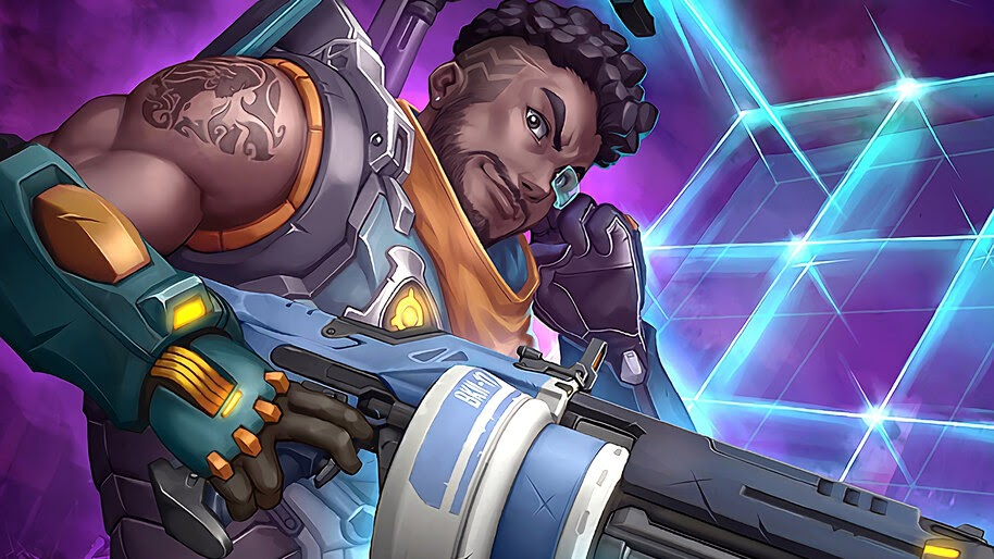 Baptiste Overwatch 4k Wallpaper 339