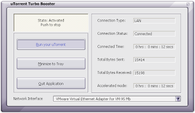 UTORRENT BOOSTER TÉLÉCHARGER 3.9.0 TURBO
