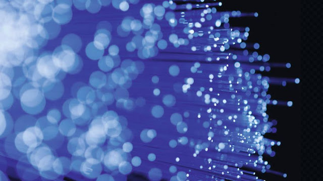 Alcatel-Lucent, have set a new record for data transfer speeds over fibre cables
