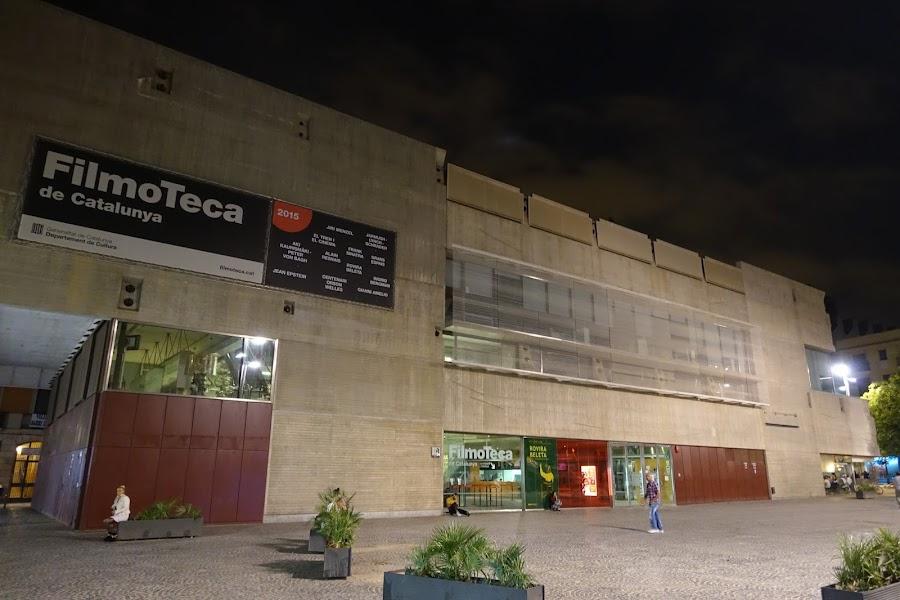 カタルーニャ・フィルム・ ライブラリー=フィルモテカ(Filmoteca de Catalunya)