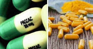 Curcuma est aussi ou plus efficace que ces 7 médicaments