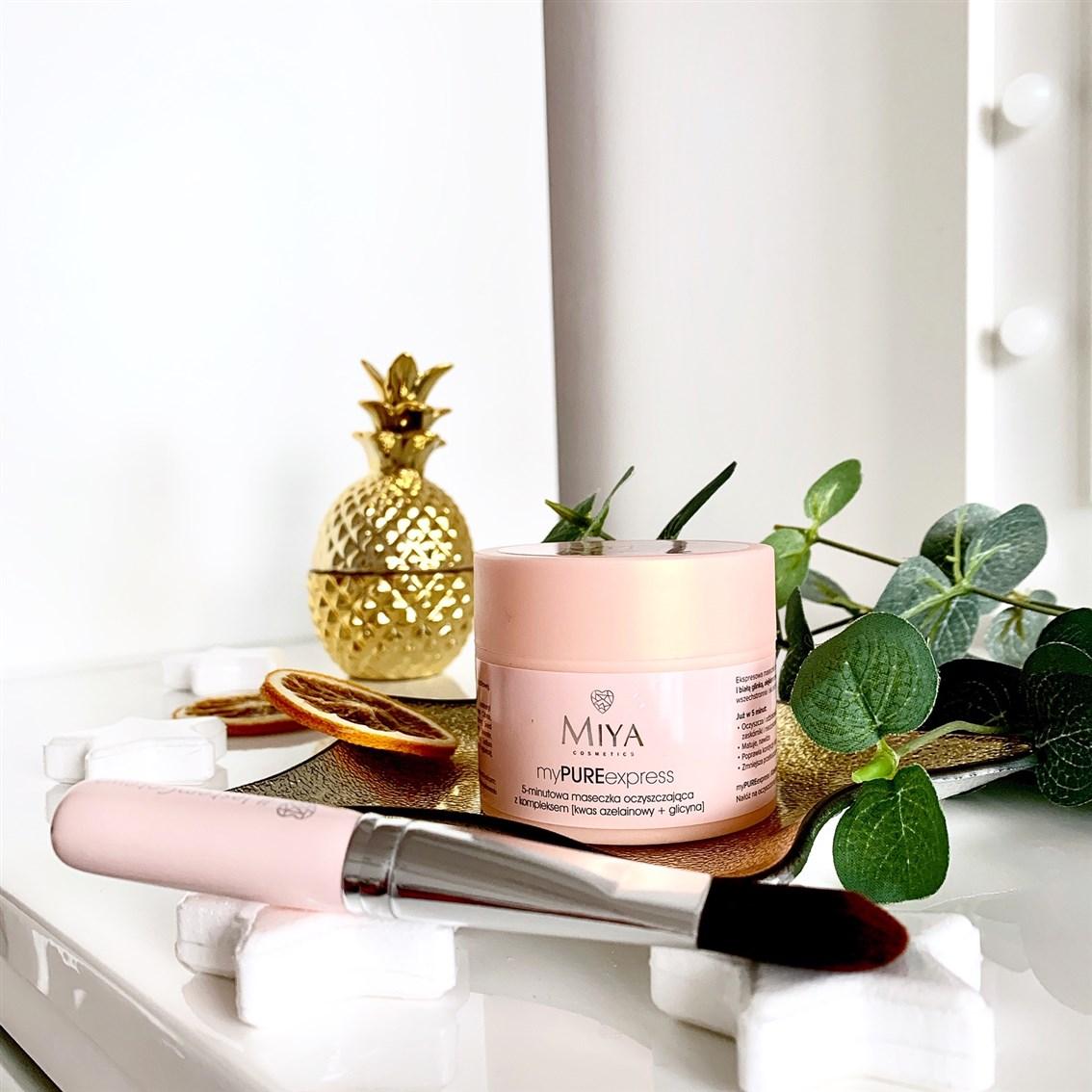 Miya Cosmetics my pure express