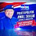 """Pidato Politik Awal Tahun SBY, Ketua Umum Partai Demokrat """"Dari Demokrat, Untuk Rakyat"""""""